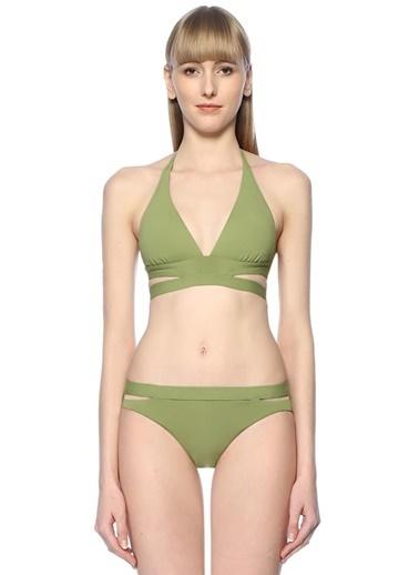 Seafolly Bikini Üst Yeşil